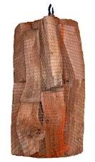 Дрова дубові колоті довжиною 25-33 см