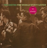 The Smiths - The World Won't Listen (Japan MiniLP WPCR-12442) - FRONT