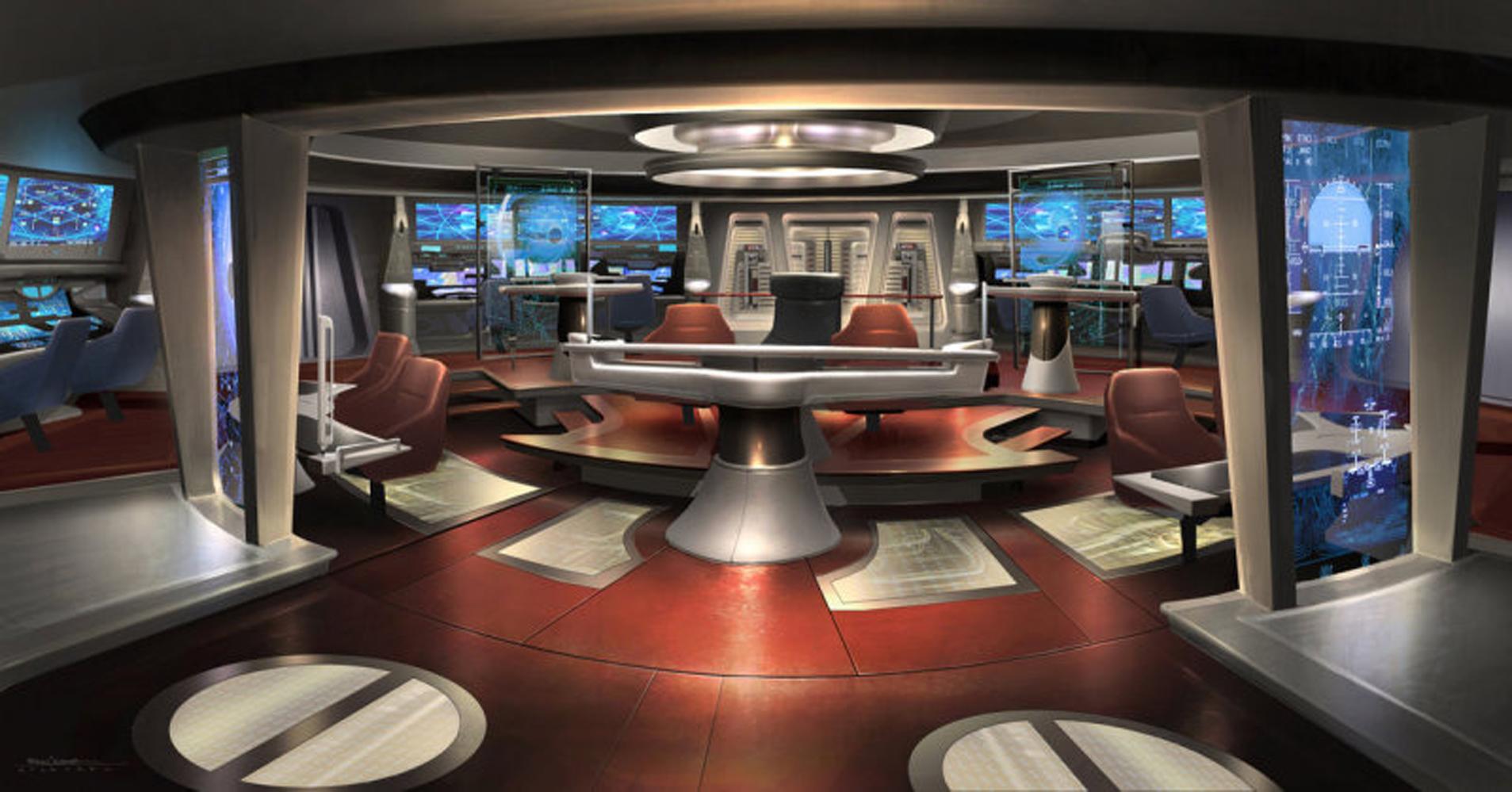 Star Trek Meeting Room