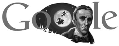 120th Birthday of Mikhail Bulgakov-Google Logo