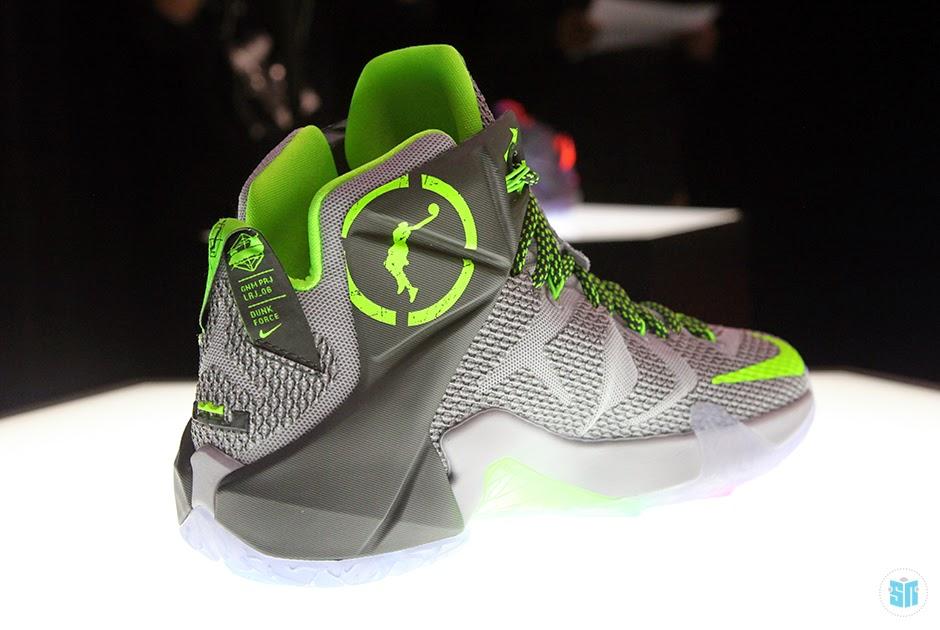a3ea1b437991 ... Detailed Look at Upcoming Nike LeBron 12 8220Dunk Force8221 aka Dunkman  ...