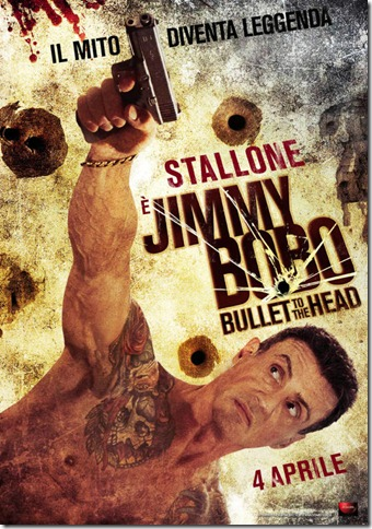 Jimmy Bobo - Bullet to the Head – Azione d'altri tempi