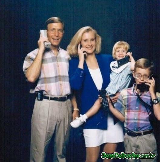 TELEFONE OSTENTAÇÃO!