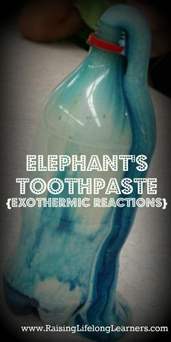 Elephant'sToothpaste