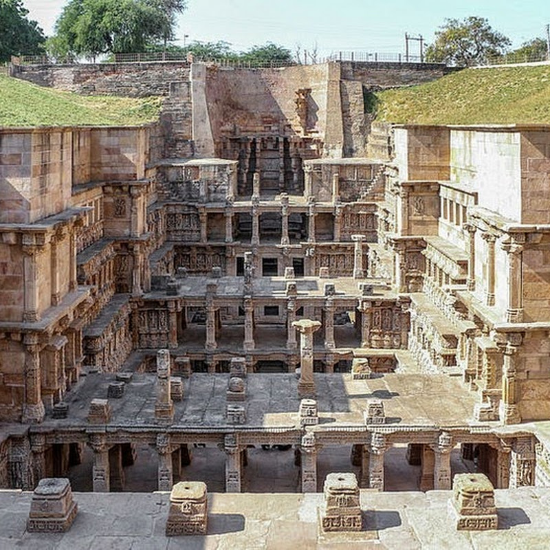 Rani Ki Vav, The Queen's Stepwell in India