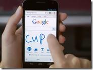 Scrivere a mano libera per fare ricerche su Google