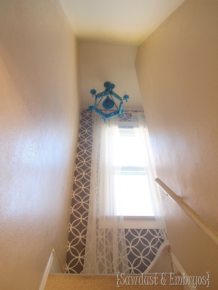 DIY Towel Rack Curtain Rod (9)