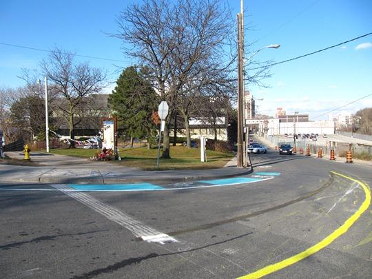 Urban Repair Squad Bike Lanes