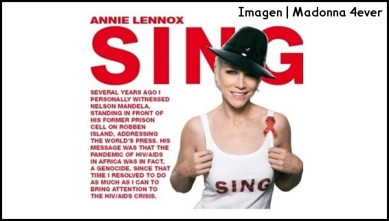 Annie Lennox - Sing