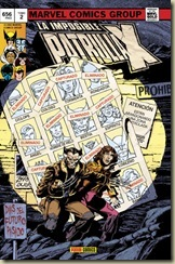 patrulla x claremont 2