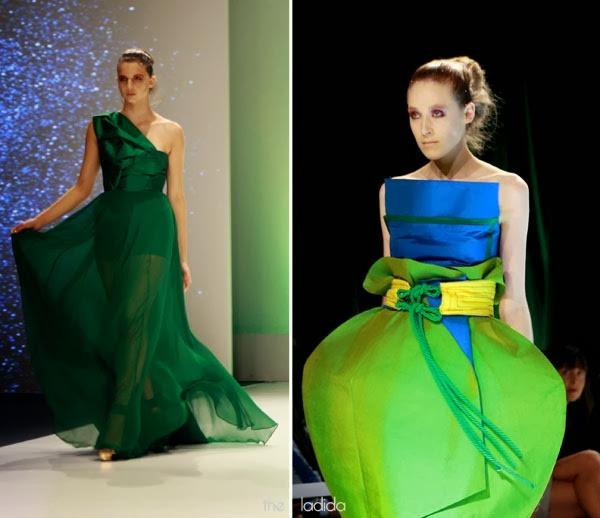 Raffles Graduate Fashion Show 2013 - Hong Nhung Luong