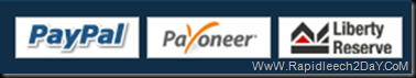 AdFly-Payment PayPal-Payoneer-LibertyReserve