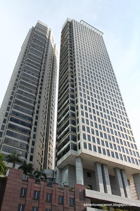 Salcedo Park Twin Towers
