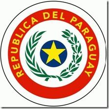 Escudo del Paraguay Reverso - Atras
