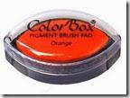 orange pigment ink