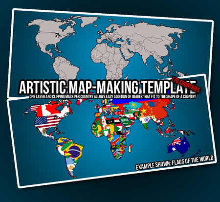 artistic_map_making_template