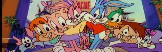 Tiny Toon Personagens
