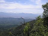 Bukittunggul as seen from Gunung Puntang (Daniel Quinn, March 2011)