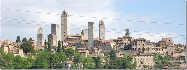 Oporrak 2008 - San Gimignano , 20 de Julio  059