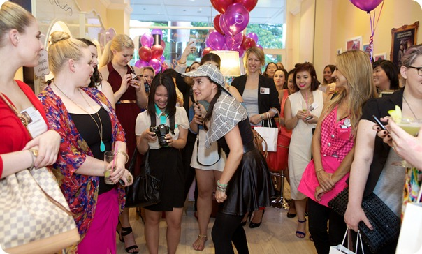 Benefit Bloggers Fake Up Launch 2013 Australia