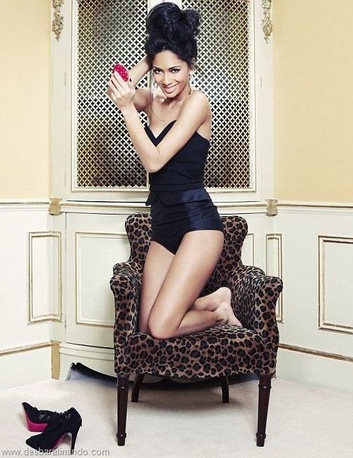 nicole scherzinger gata linda sensual sexy sedutora photoshoot galeria desbaratinando  The Pussycat Dolls  (4)