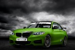 BMW-M235i-Green-Hell-1