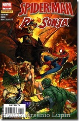P00004 - Spiderman Red Sonja #4