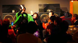 2015/02/28 俵英三トーク&ライブ 「佐賀フラメンコの2週間」