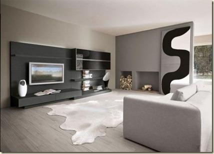 Salas Modernas Minimalistas 1