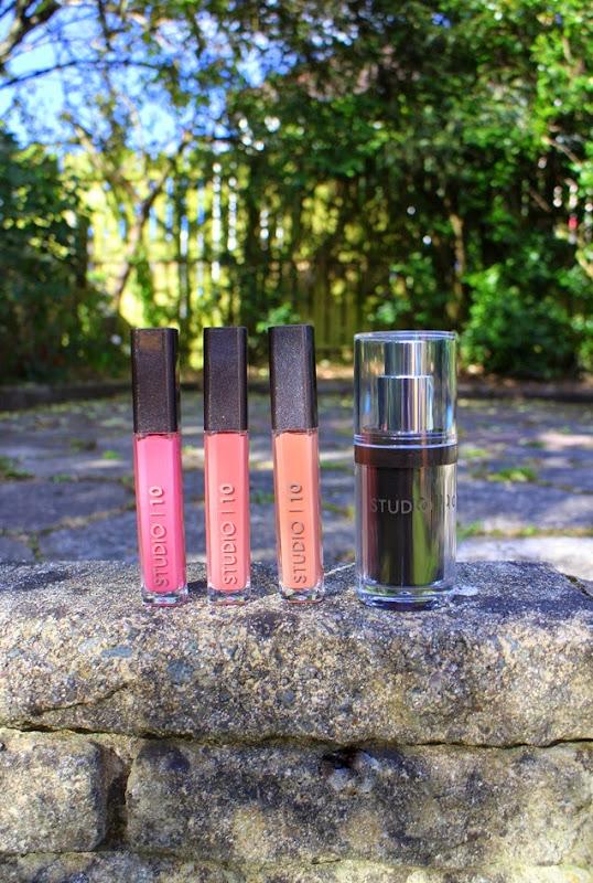 Studio10-Liquid-Lips-semi-matte-lipstick,Glowplexion-Plumping-Blush