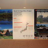 world heritage promotions in Chiba, Tokyo, Japan