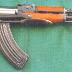 É possível levantar voo com os disparos de AK-47s.