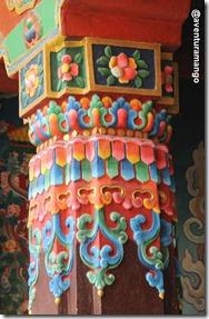 Pilar decorado