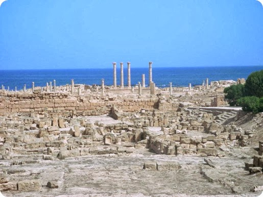 best places to travel in Africa_Sabratha