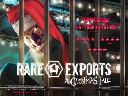 Cinco películas de terror con temáticas navideñas