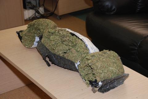 Κάνναβη βρέθηκε σε αποθήκες εταιρείας στο Ληξούρι