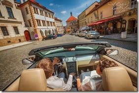 Фотографии - свадьбы в Праге центр города