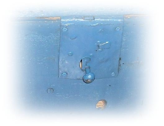 den gamle låsen