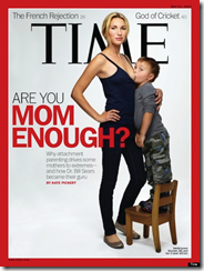 TIME Mag Breastfeeding Cover