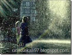 Fakta unik tentang air hujan