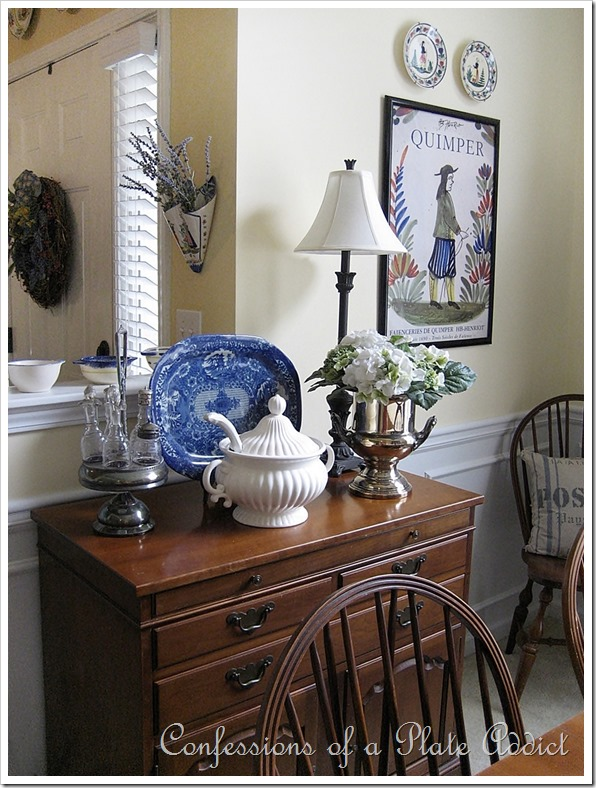 CONFESSIONS OF A PLATE ADDICT Dining Room
