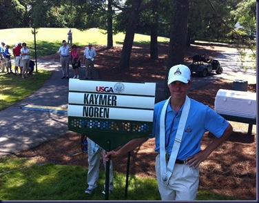 kaymer from noren
