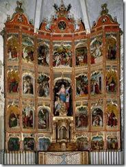 retablo de Santa María la Mayor de Trujillo