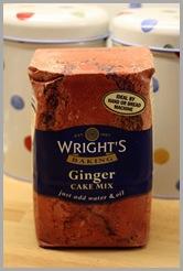 Ginger Cake Mix