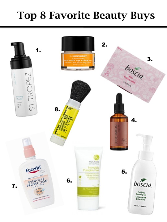 All-time Favorite Beauty Buys