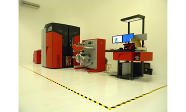 Xeikon 3050 with in-line laser finishing