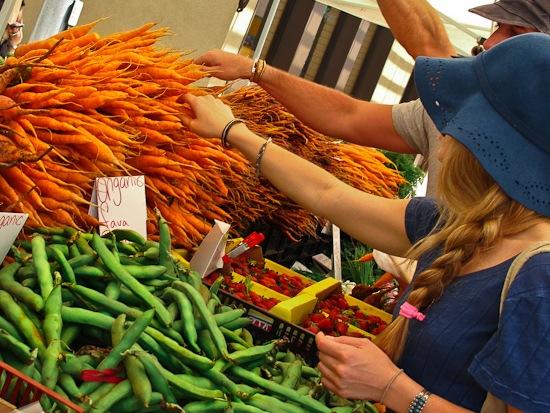 Santa Monica Farmer's Market (1)