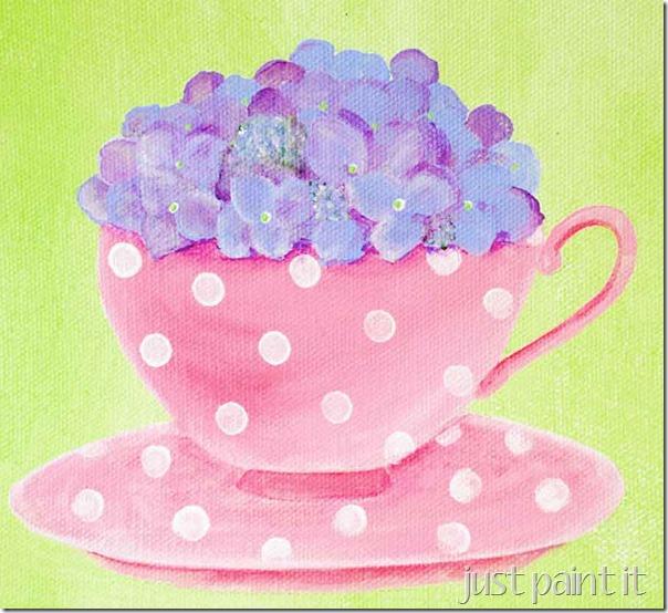 hydrangea-in-teacup