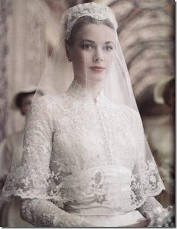 grace kelly wedding dress style. Grace Kelly Wedding Dress