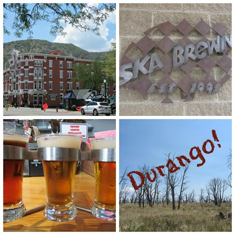 Durango Collage